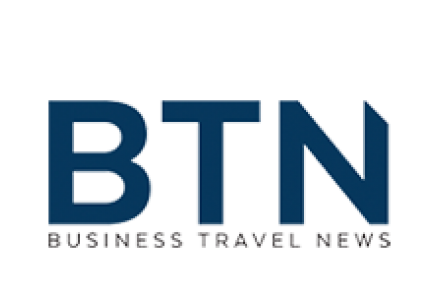 business travel news logo
